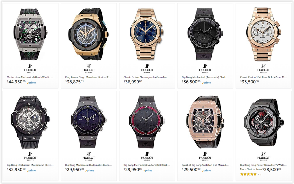 60c244c3c43 Best Hublot Men s Luxury watches on Amazon on Flipboard by Men s ...