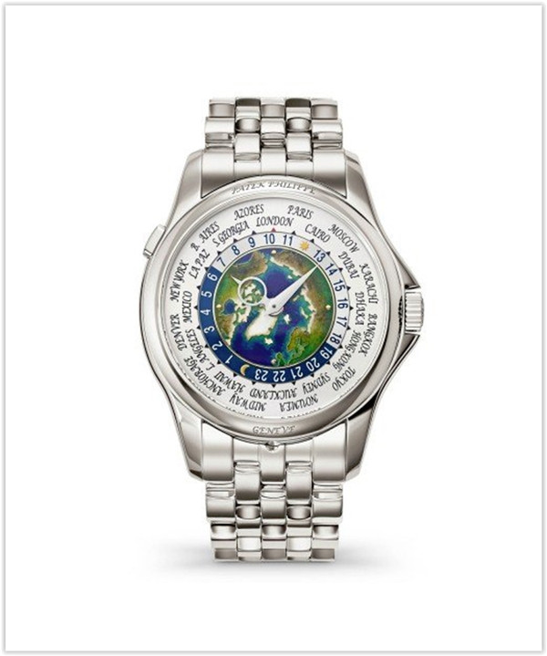 Patek Philippe Camplication World Time