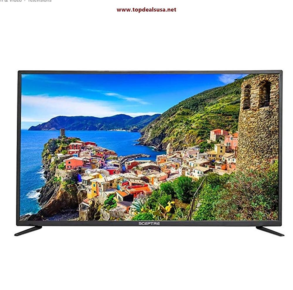 Sceptre 50 4K UHD Ultra Slim LED TV Best buy