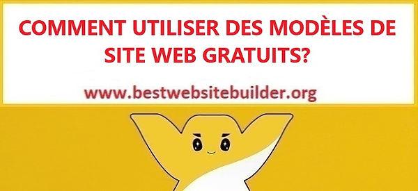 COMMENT_UTILISER_DES_MODÈLES_DE_SITE_WEB