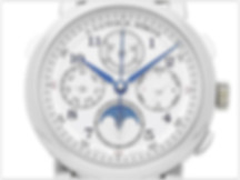 A. Lange & Sohne 1815 Mechanical Silver Dial Men's Watch