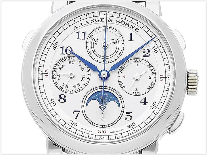 A. Lange & Sohne 1815 Mechanical Silver Dial Men's Watch