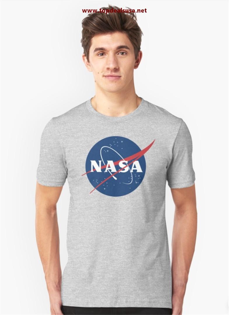 Nasa Slim Fit T-Shirt best buy