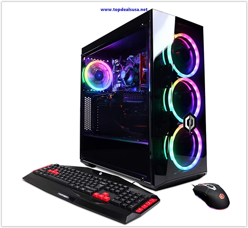CYBERPOWERPC Gamer Xtreme VR Gaming PC Review