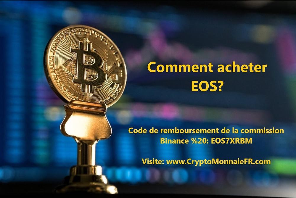 Comment acheter EOS?