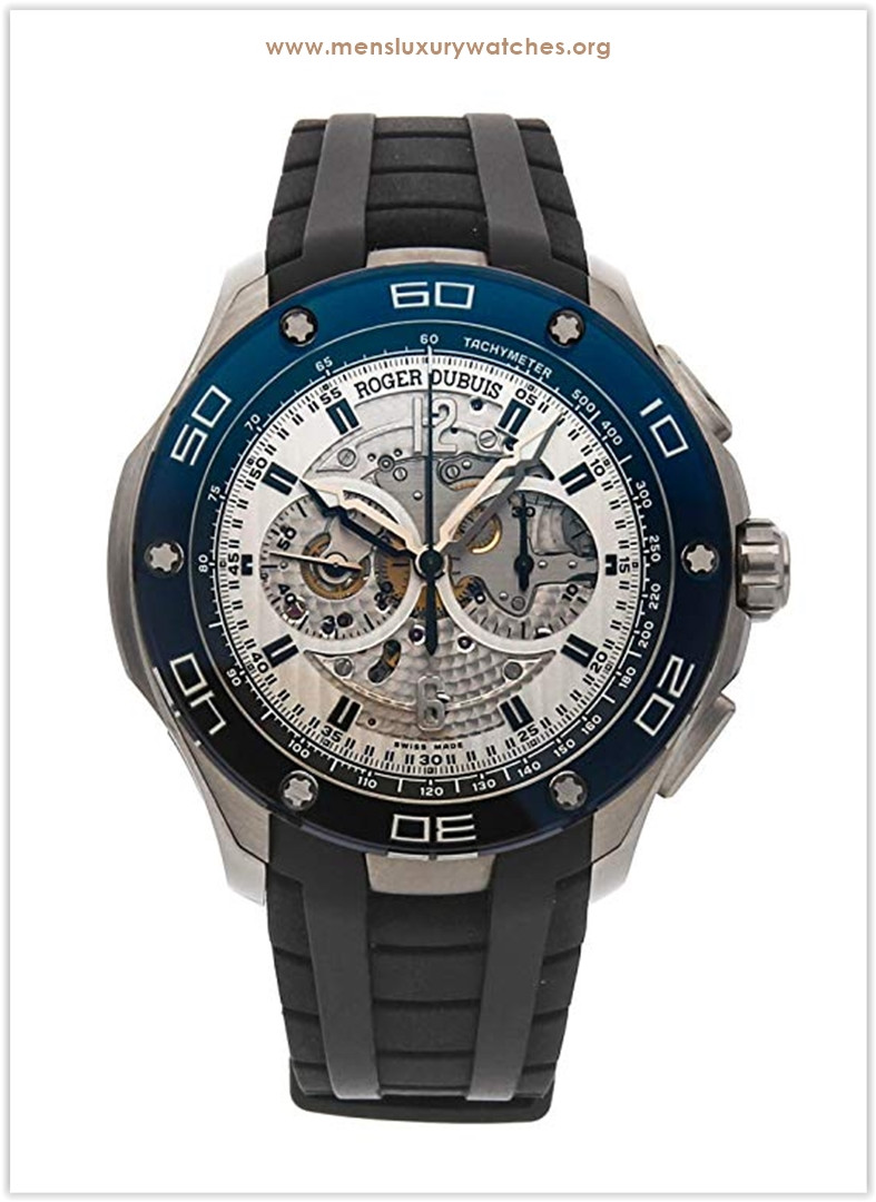 Roger Dubuis Pulsion Mechanical (Automatic) Silver Dial Men's Watch Price