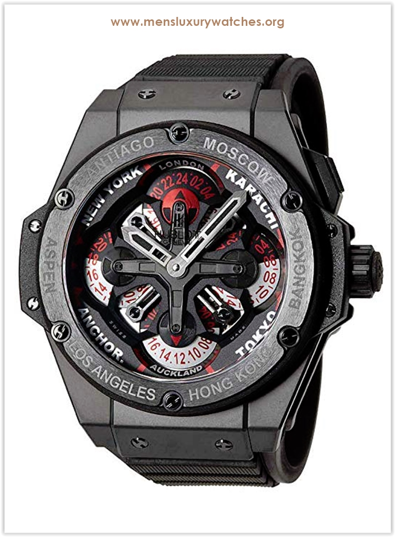 Hublot Big Bang King Power Unico Men's W