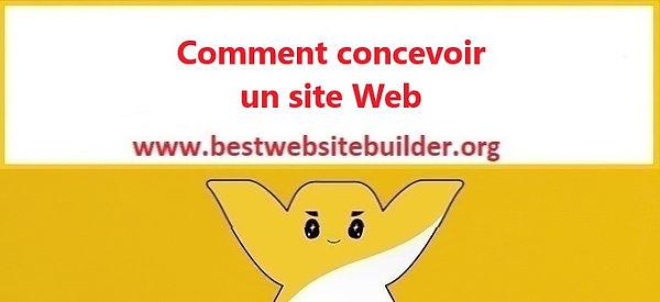 Comment concevoir un site Web