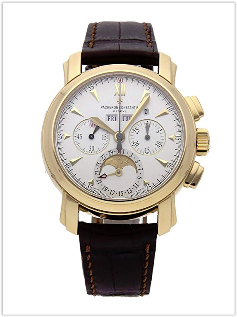 Vacheron Constantin Malte Malte Chronograph Perpetual Calendar Men's Watch Price