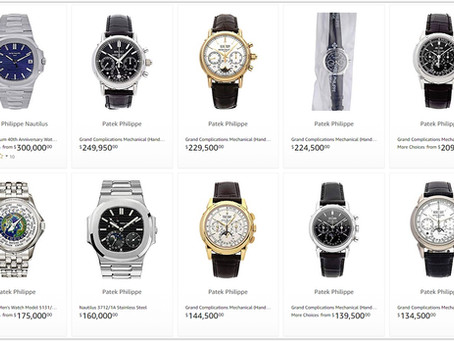 Best Patek Philippe luxury watches for men