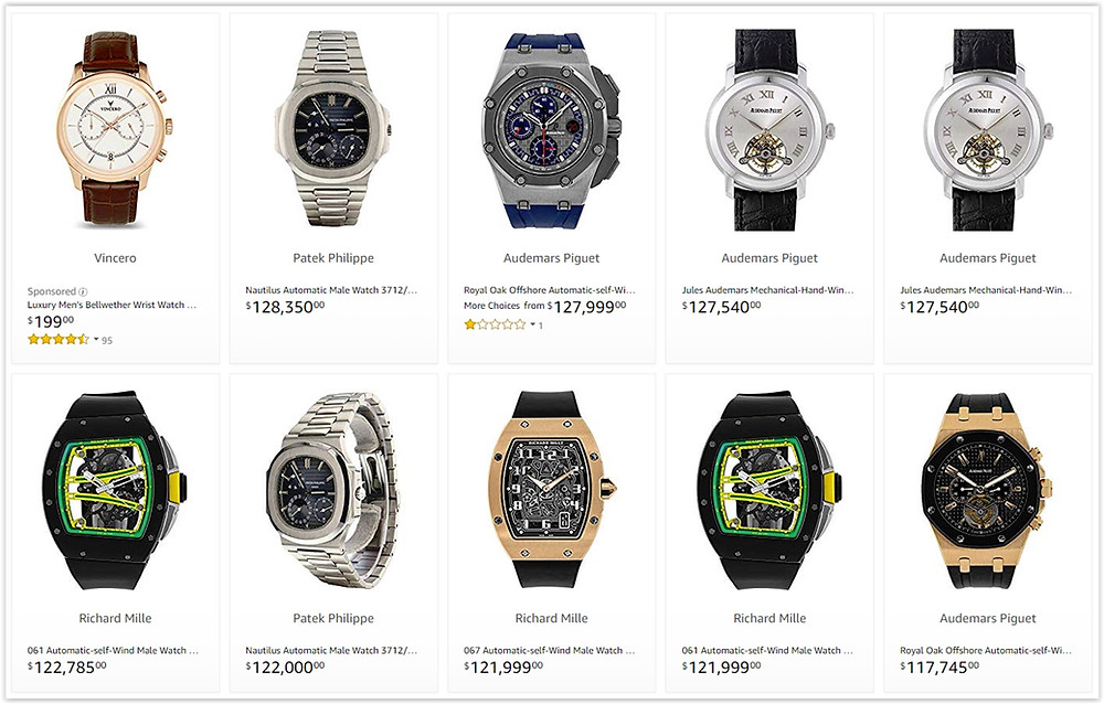 What are the best mens luxury watches