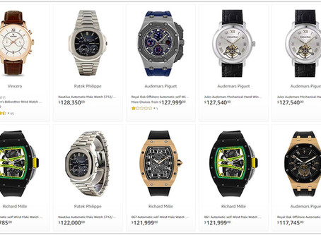 What are the best mens luxury watches?