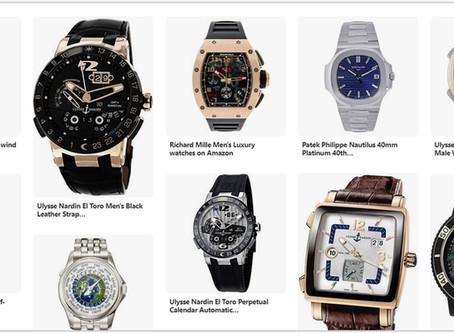 The Best Black Friday Men's luxury watches deals 2018