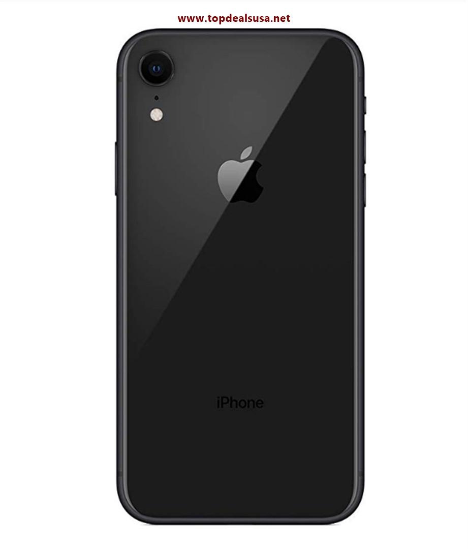 Simple Mobile Prepaid - Apple iPhone XR (64GB) - Black best buy
