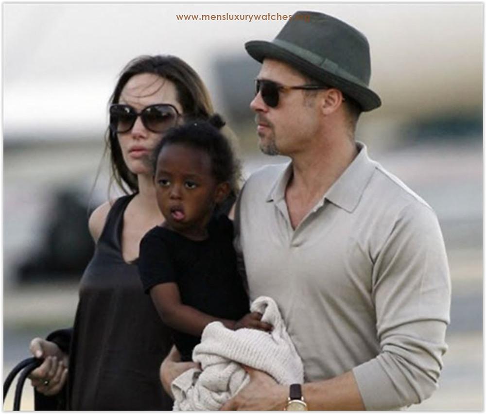 Brad Pitt A. Lange Sohne