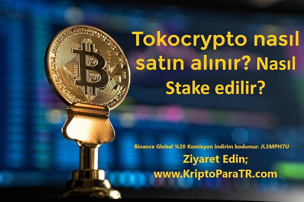 Tokocrypto nasıl satın alınır
