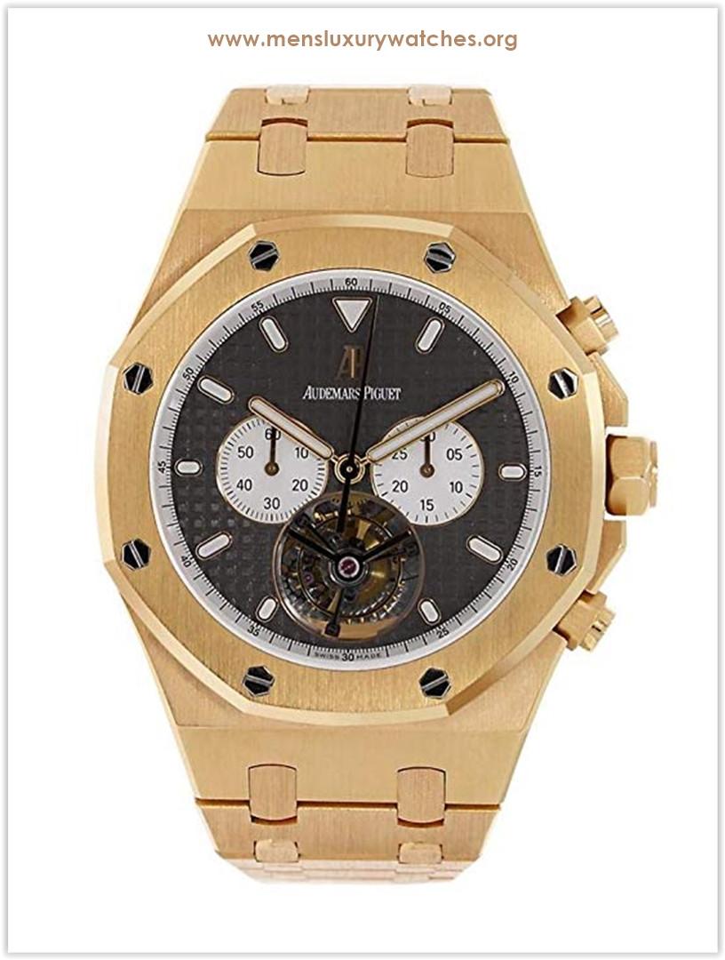 Audemars Piguet Royal Oak Automatic-self-Wind Male Watch Price
