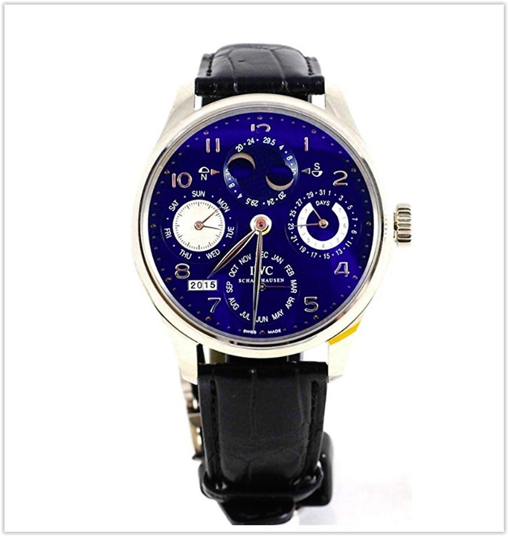 Iwc Portuguese Perpetual Calendar Watch best price