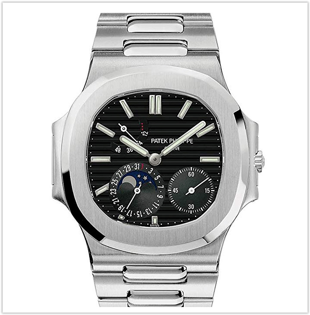 Black friday deals Patek Philippe Nautilus 37121A Stainless Steel Watch