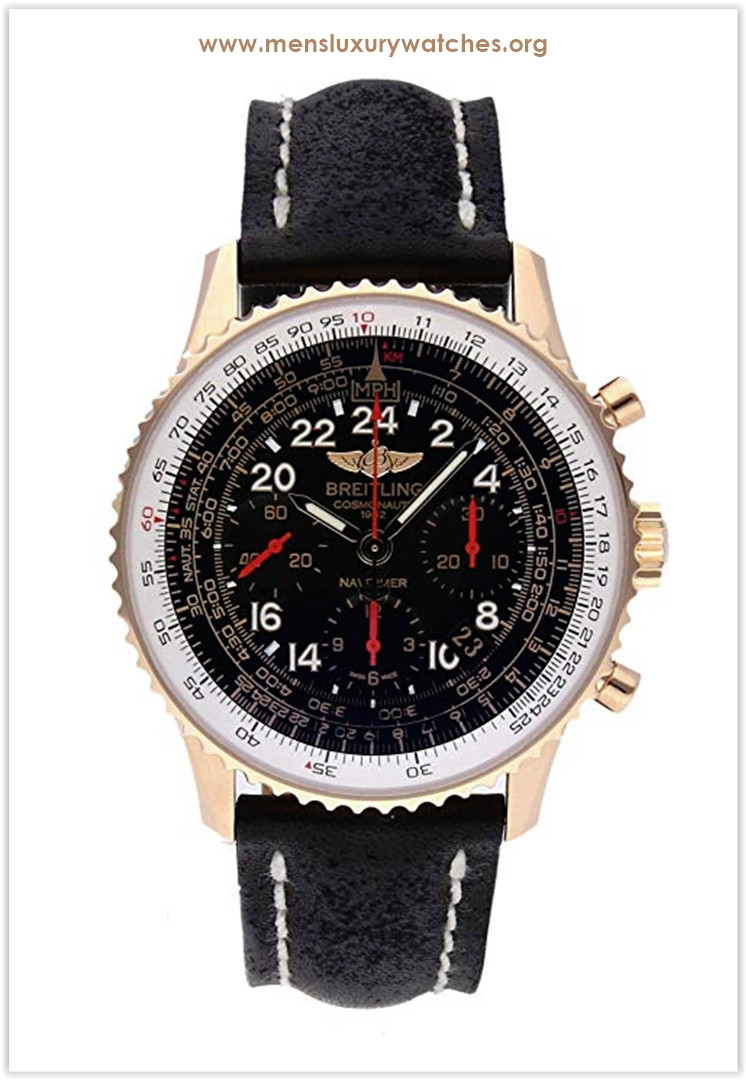 Breitling Navitimer Mechanical (Hand-Winding) Black Dial Men's Watch Price