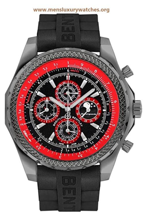 Breitling Bentley Supersports Titanium Men's Watch E2936429BA63-244S