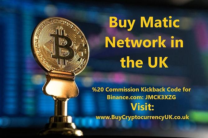 Buy Matic Networkin the UK