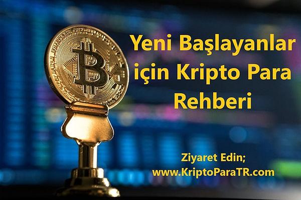 Yeni Başlayanlar için Kripto Para Rehberi