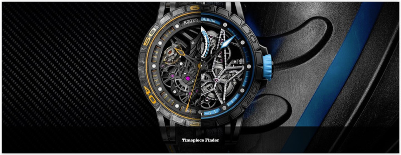 The Roger Dubuis Online