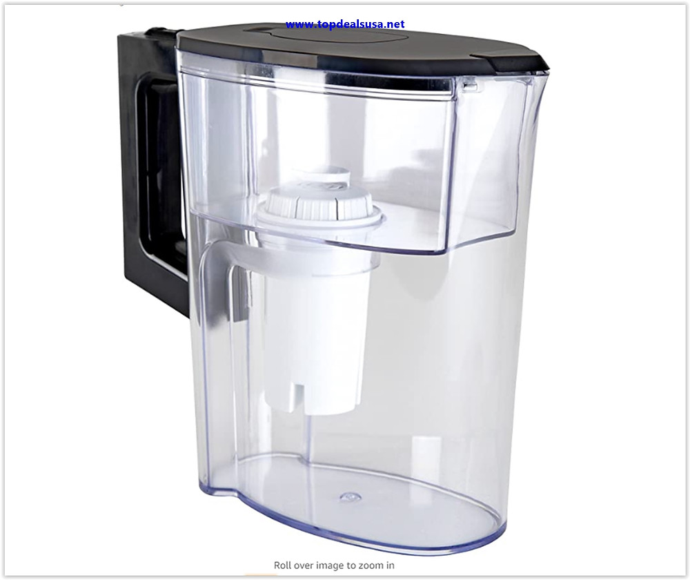 Best Buy Vitapur VWP2566BL VWD2588BL 6 Cup Filtration water pitcher