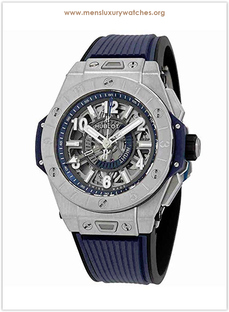 Hublot Big Bang Unico GMT Automatic Tita