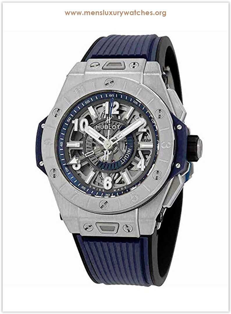Hublot Big Bang Unico GMT Automatic Titanium Men's Watch Price