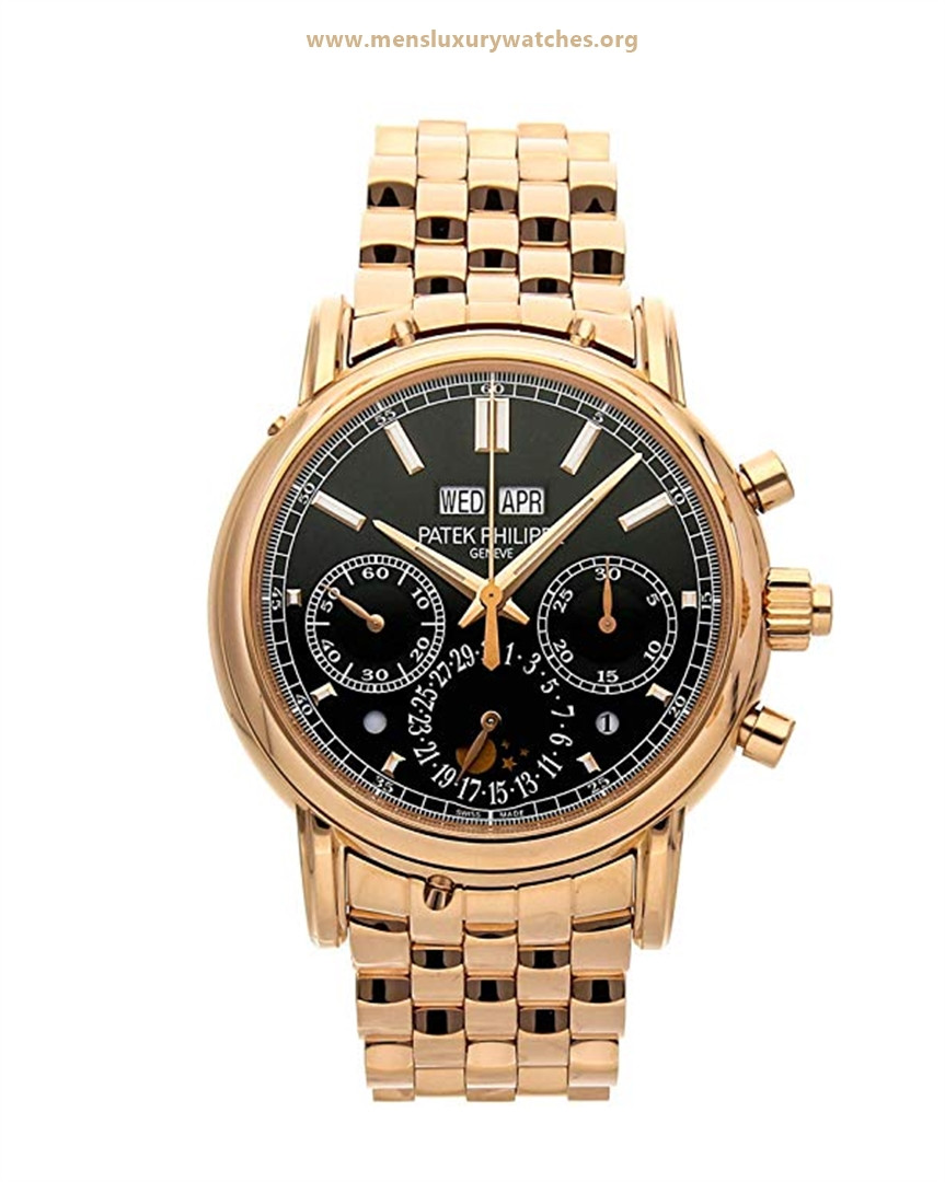 Patek Philippe Grand Complications Mechanical (Hand-Winding) Black Dial Men's Watch Price