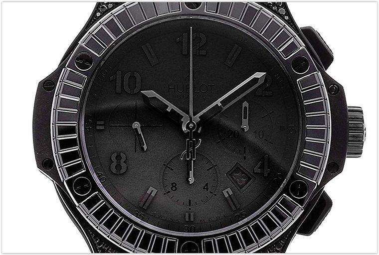 Hublot Big Bang MechanicalBlack Dial Men's Watch
