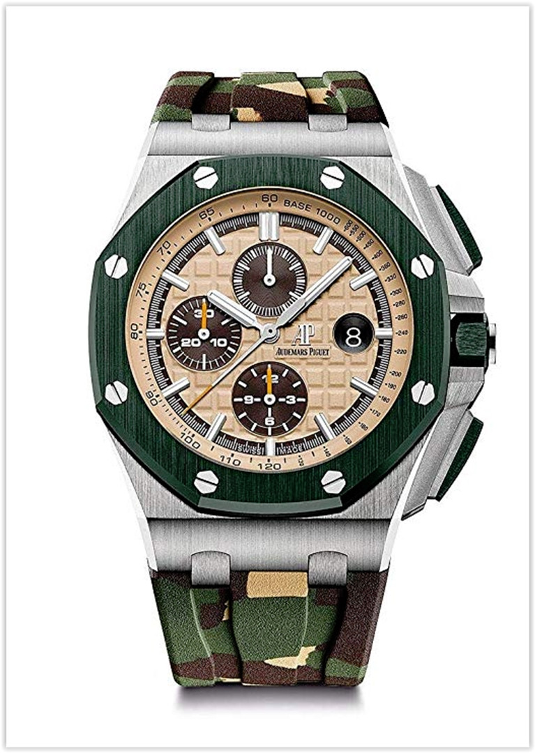 Audemars Piguet Royal Oak Offshore Chronograph Automatic Men's Watch Price