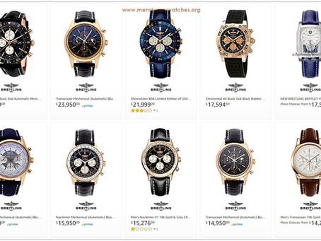 Breitling Men's Watches price list