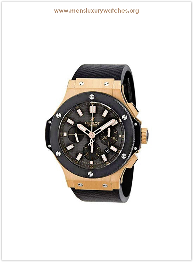 Hublot Big Bang Gold Ceramic Men's Watch