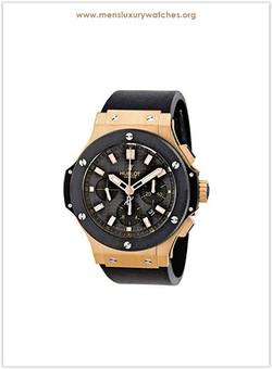 Hublot Big Bang Gold Ceramic Men's Watch