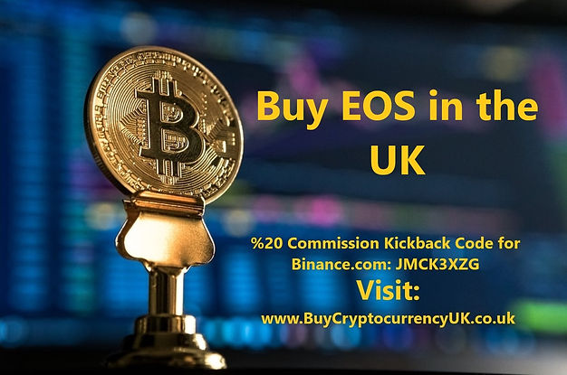 Buy EOSin the UK