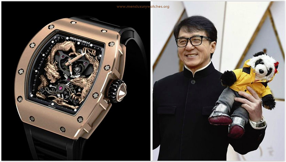 Jackie Chan Richard Mille Watches