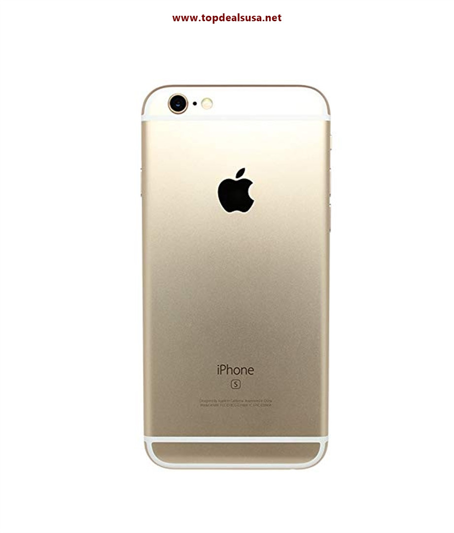Apple iPhone 6S PLUS (5.5in) 64GB GSM Unlocked Smartphone, Gold  best buy
