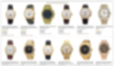 Gold watches for men online store
