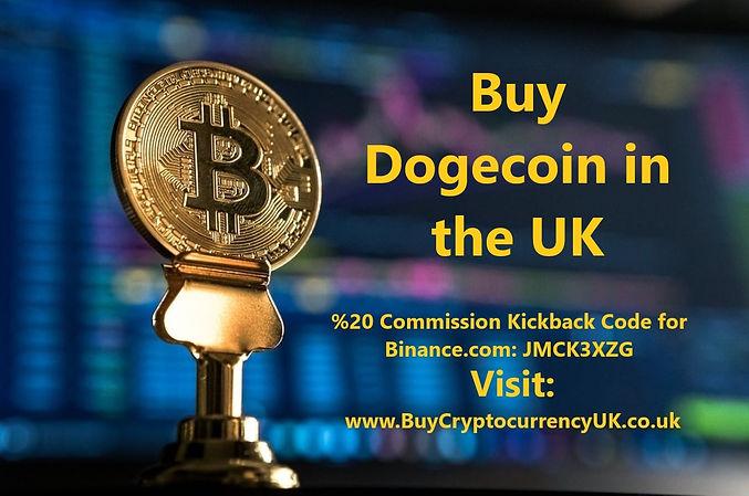 Buy Dogecoin in the UK