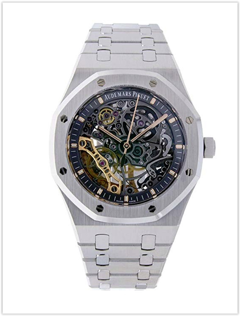 Audemars Piguet Royal Oak 41mm Double Balance Stainless Steel Men's Watch Price