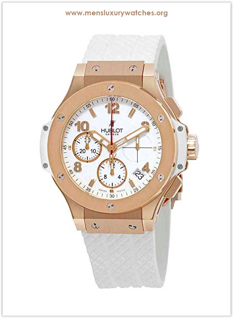 Hublot Big Bang Porto Cervo White Dial M