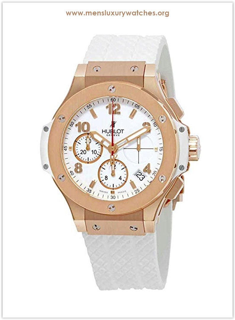 Hublot Big Bang Porto Cervo White Dial Men's Watch Price