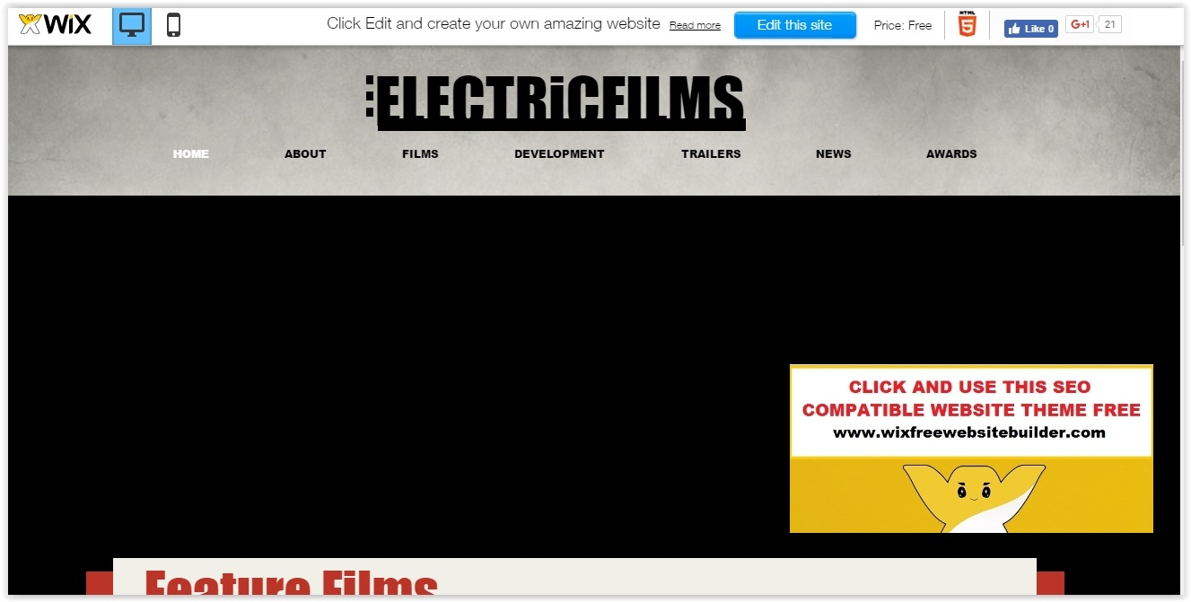 free website templates (341)