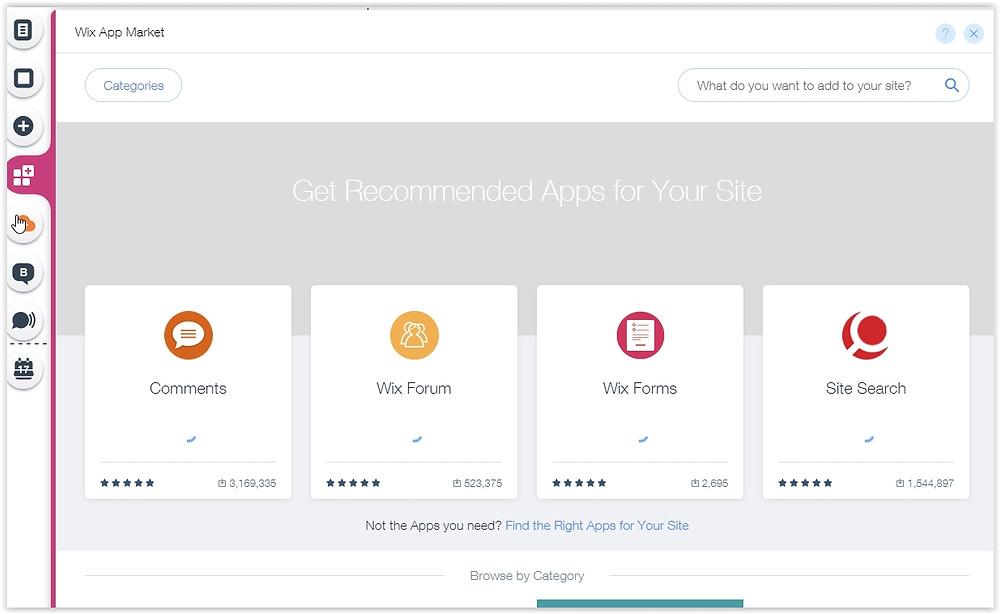Wix siteye adsense reklamı eklemek