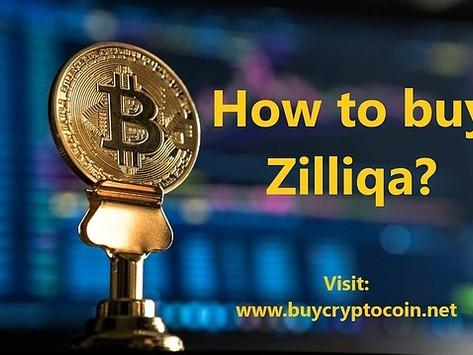 How to buy Zilliqa?