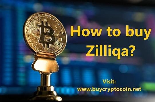 How to buy Zilliqa