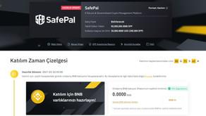 Safepal Binance Launchpad'de İşte detaylar